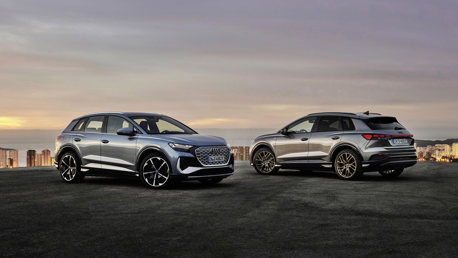 Audi: Παρουσίασε τα νέα ηλεκτρικά Q4 e-tron και Q4 Sportback e-tron (video)
