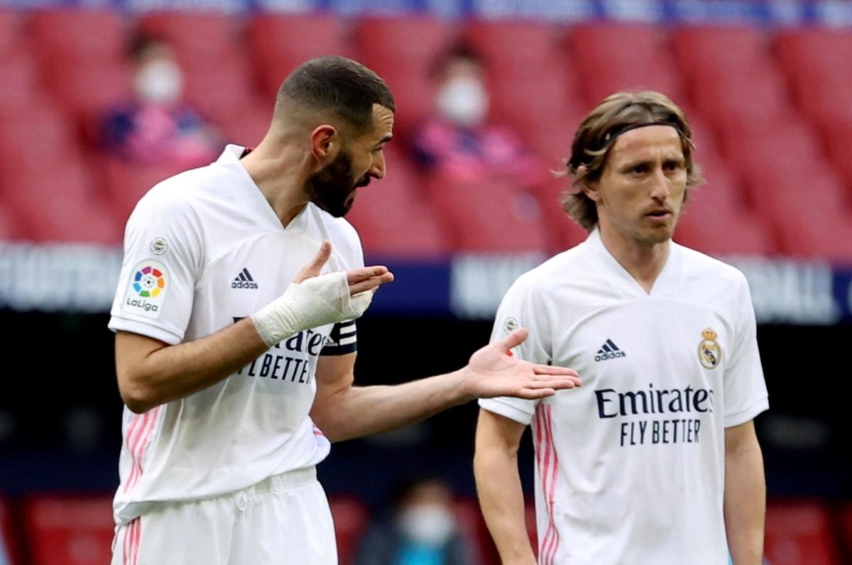 Ρεάλ Μαδρίτης: Συμφωνία με Μόντριτς – Ανανεώνει και ο Μπενζεμά