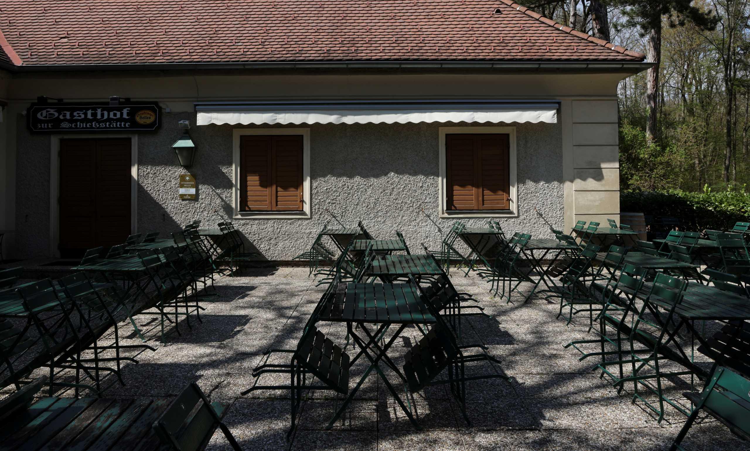 Ο κορονοϊός «κόστισε» μέχρι τώρα στην Αυστρία πάνω από 100 εκατομμύρια διανυκτερεύσεις