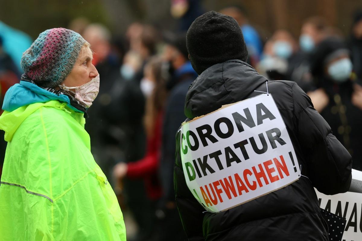 Γερμανία: Αυξάνεται ο ευρωσκεπτικισμός κατά την διάρκεια της πανδημίας