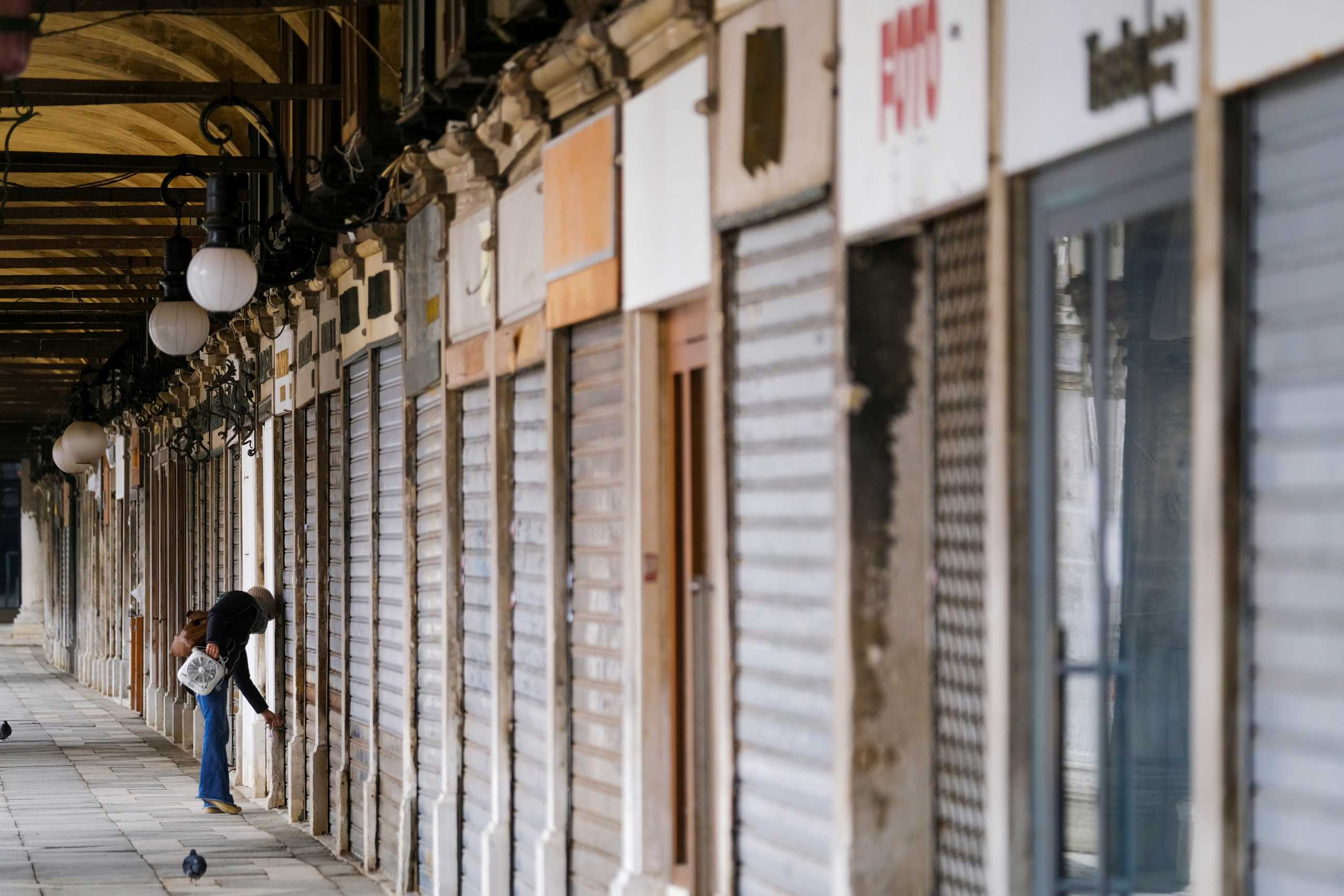 Ιταλία – κορονοϊός : Μειώνεται ο αριθμός των ασθενών στις ΜΕΘ