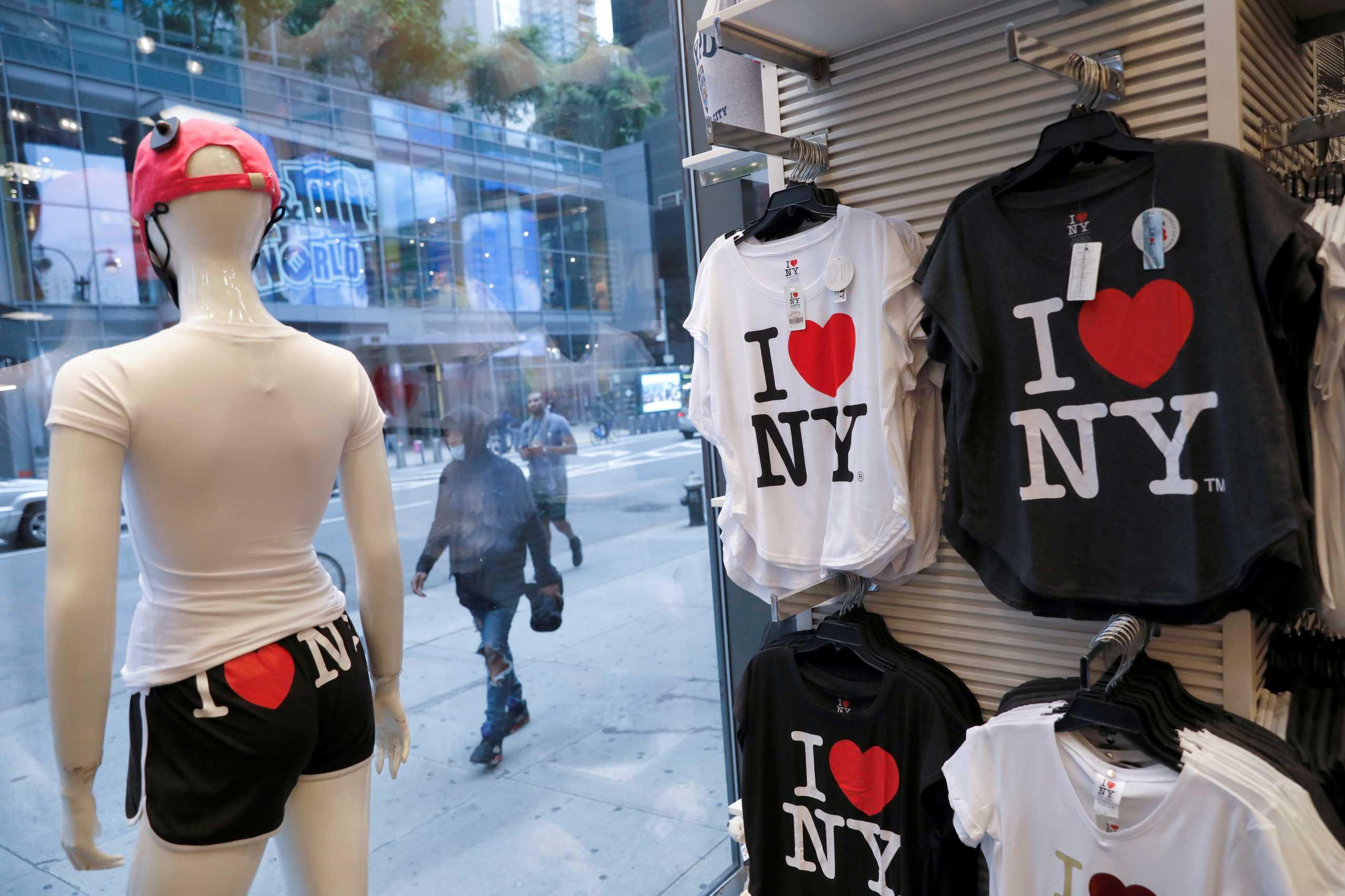 «Η Νέα Υόρκη ξανανοίγει την 1η Ιουλίου»