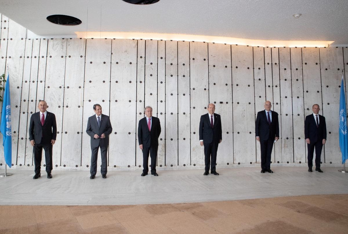 Δένδιας σε ΓΓ ΟΗΕ: Θέλουμε επανέναρξη διαπραγματεύσεων για το Κυπριακό, αλλά Άγκυρα και Τουρκοκύπριοι δεν βοηθούν