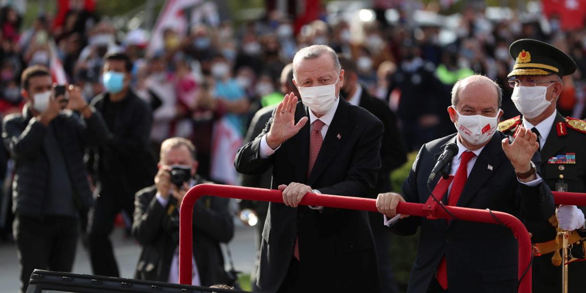 Κατεχόμενα: Η οργισμένη επίθεση του Ερντογάν και η «πληρωμένη απάντηση» του Ακιντζί