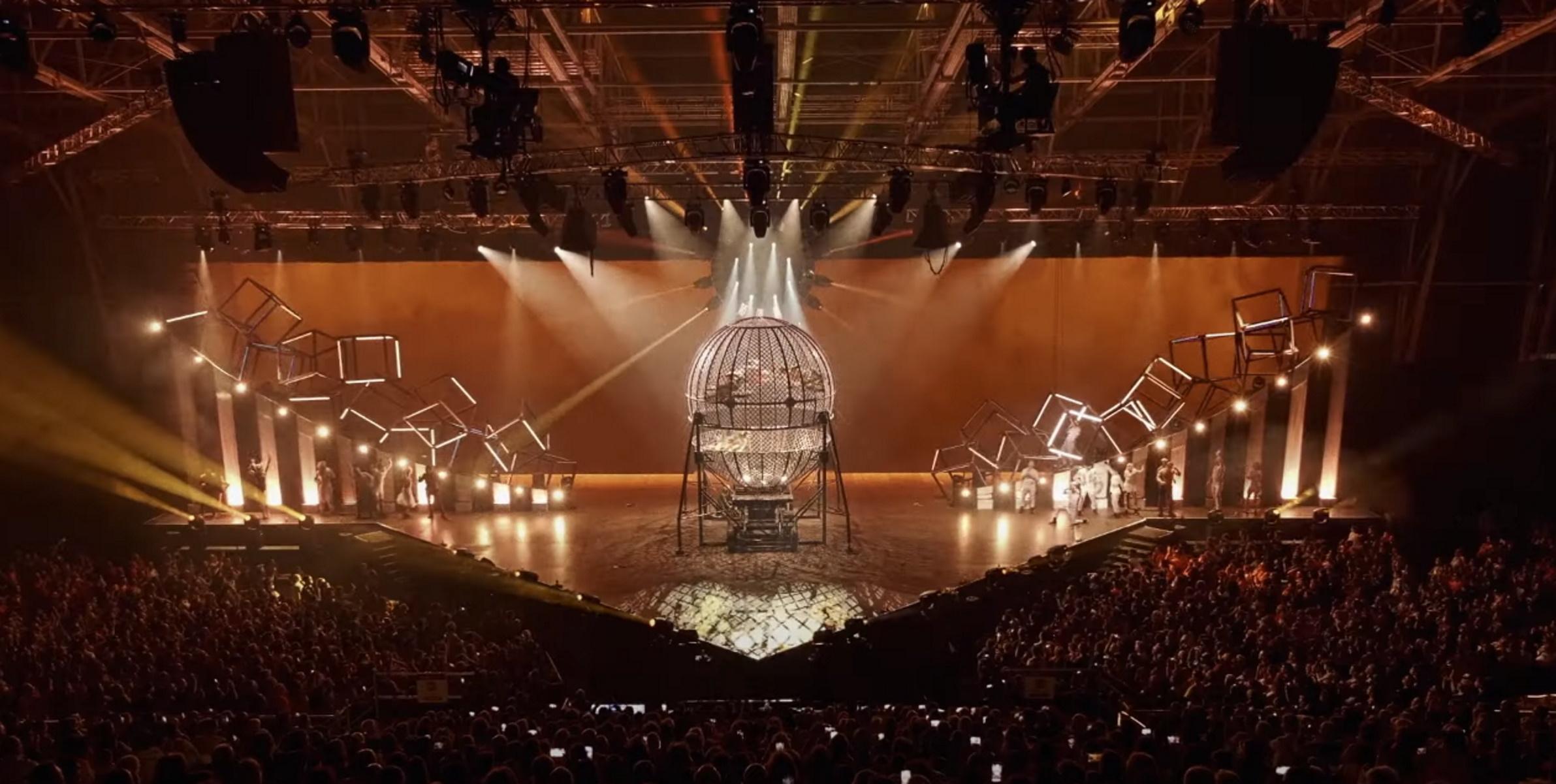 Ξαναρχίζει τις παραστάσεις το Cirque du Soleil – Ξεκίνημα από το Λας Βέγκας (video)