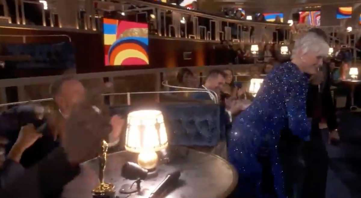 Oscars 2021: Η Γκλεν Κλόουζ έκανε twerking και πήρε φωτιά η τελετή