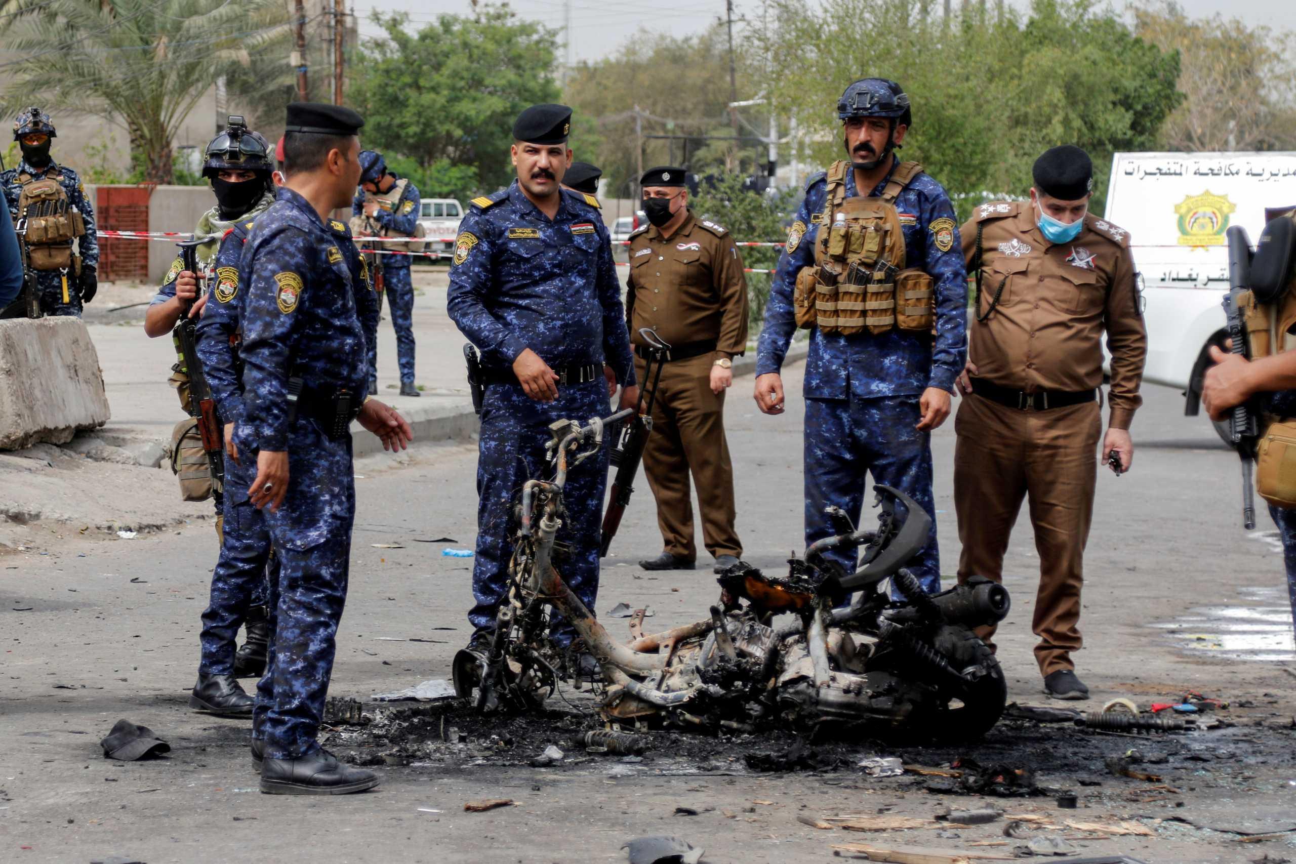 Ιράκ: Επίθεση με ρουκέτες κατά της αεροπορικής βάσης Μπάλαντ με 5 τραυματίες