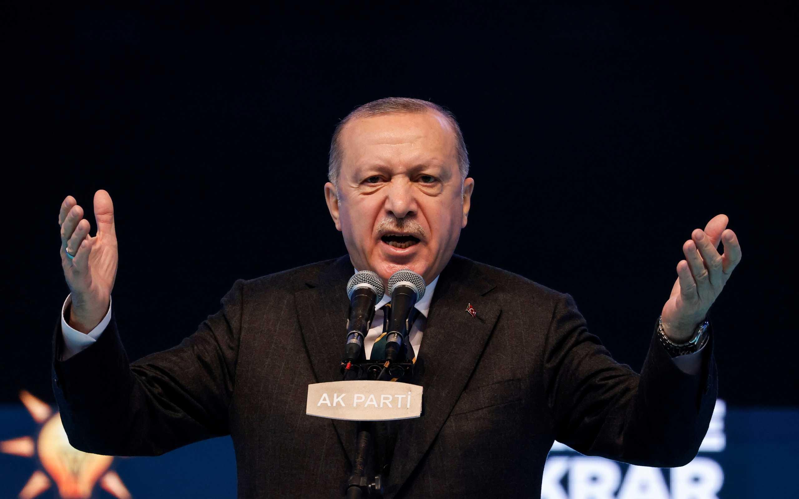 Γενοκτονία Αρμενίων – Εκπρόσωπος Ερντογάν: «Ανήθικη η στάση του Μπάιντεν»