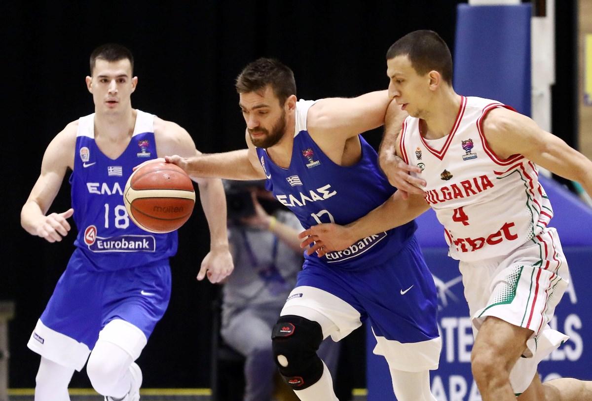 Εθνική μπάσκετ: Ξημερώματα οι αγώνες της Ελλάδας – Το πρόγραμμα στο Προολυμπιακό τουρνουά