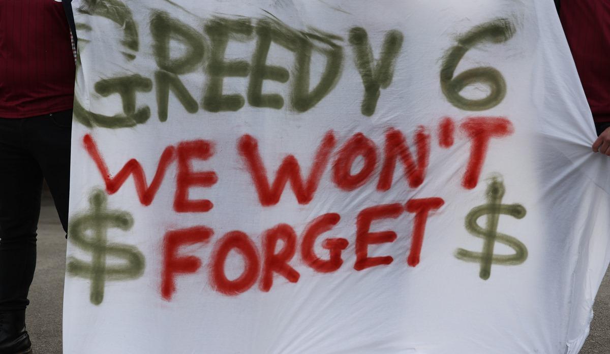 Μάντσεστερ Σίτι για ESL: «Συγγνώμη, κάναμε λάθος»