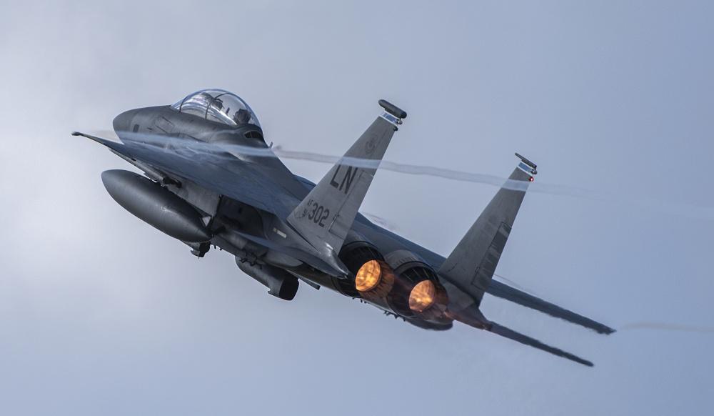 Το «ρουά-ματ» του Μπάιντεν στον Πούτιν με την προμήθεια μαχητικών F-15 στην Ουκρανία