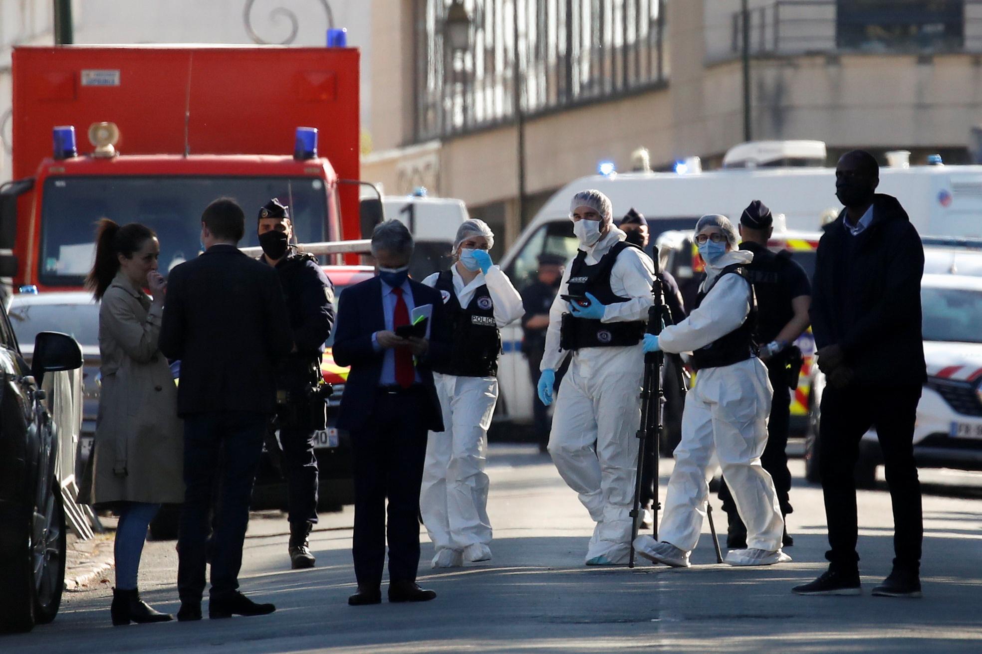 Γαλλία: «Αλάχ Ακμπάρ» φώναζε ο Τυνήσιος που σκότωσε με μαχαίρι την υπάλληλο της Αστυνομίας