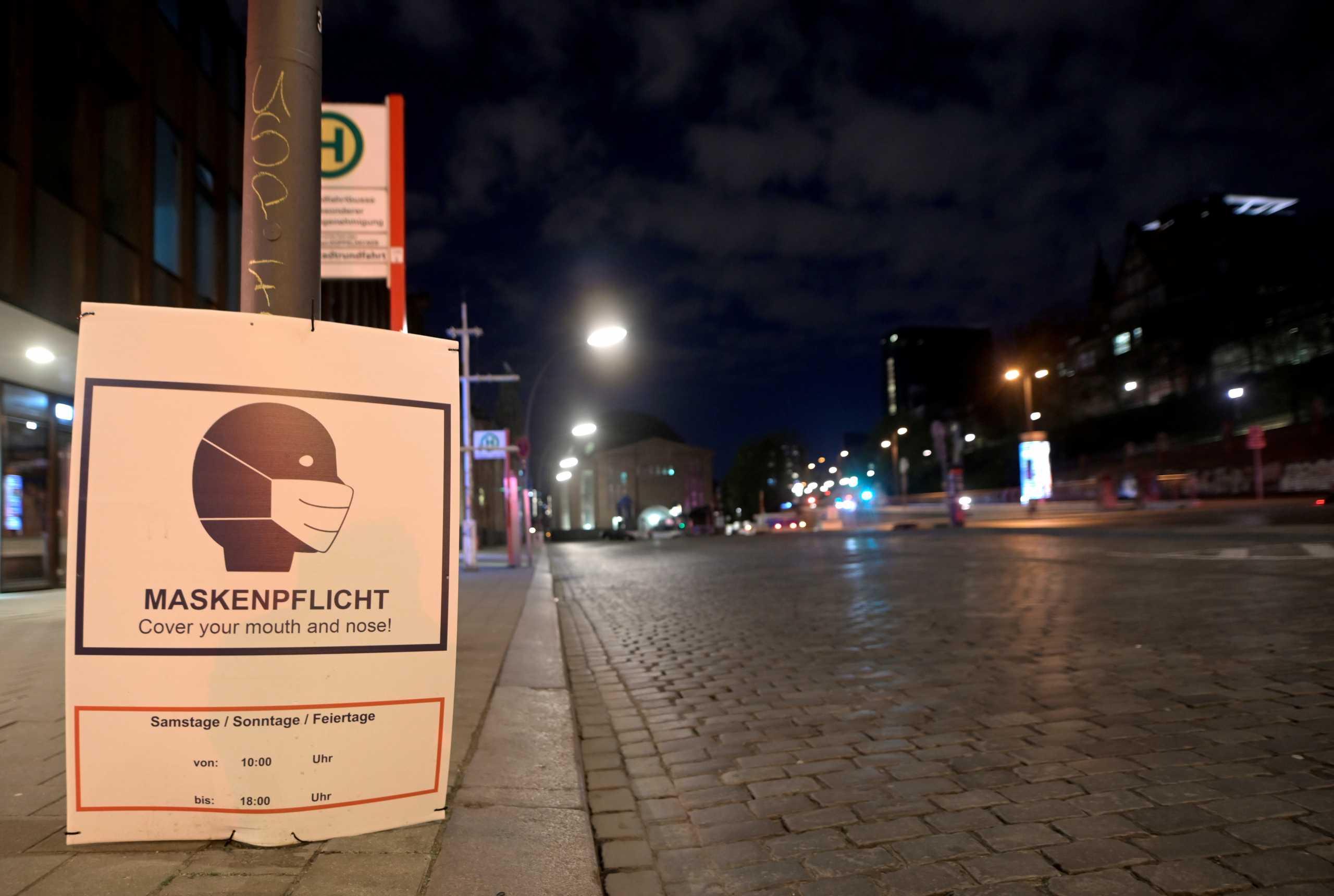 Κορονοϊός – Γερμανία: «Το τρίτο κύμα φαίνεται ότι έχει ανακοπεί»