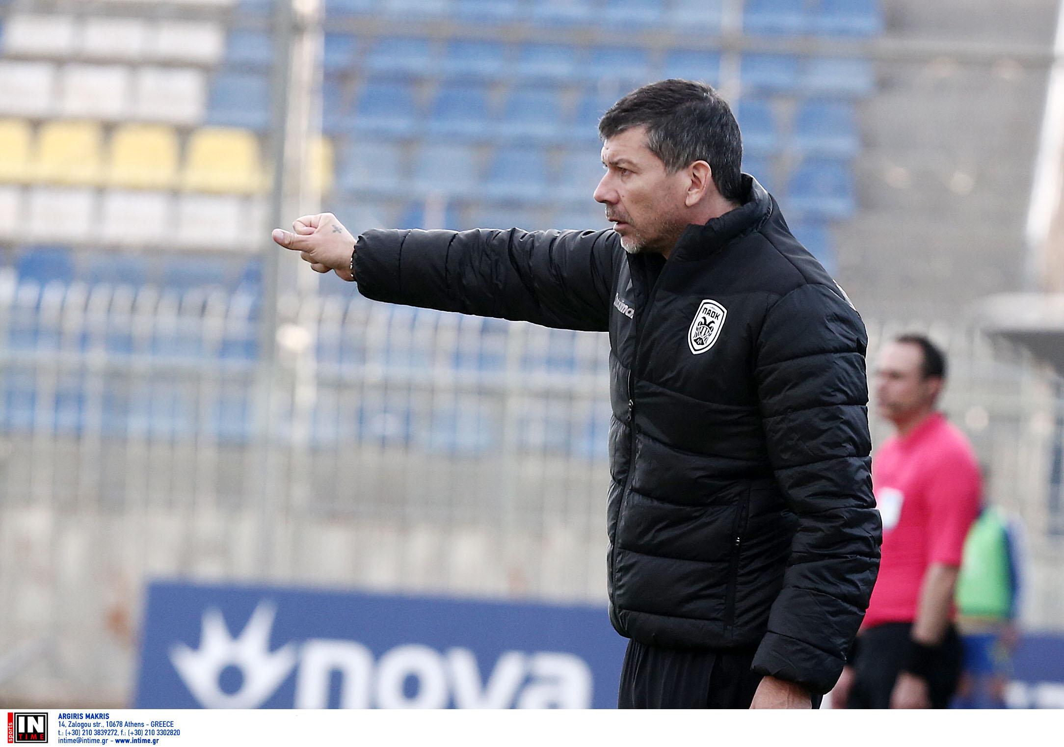 Γκαρσία: «Θέλουμε Κύπελλο και δεύτερη θέση, μπαλώνω τρύπες δεξιά και αριστερά»