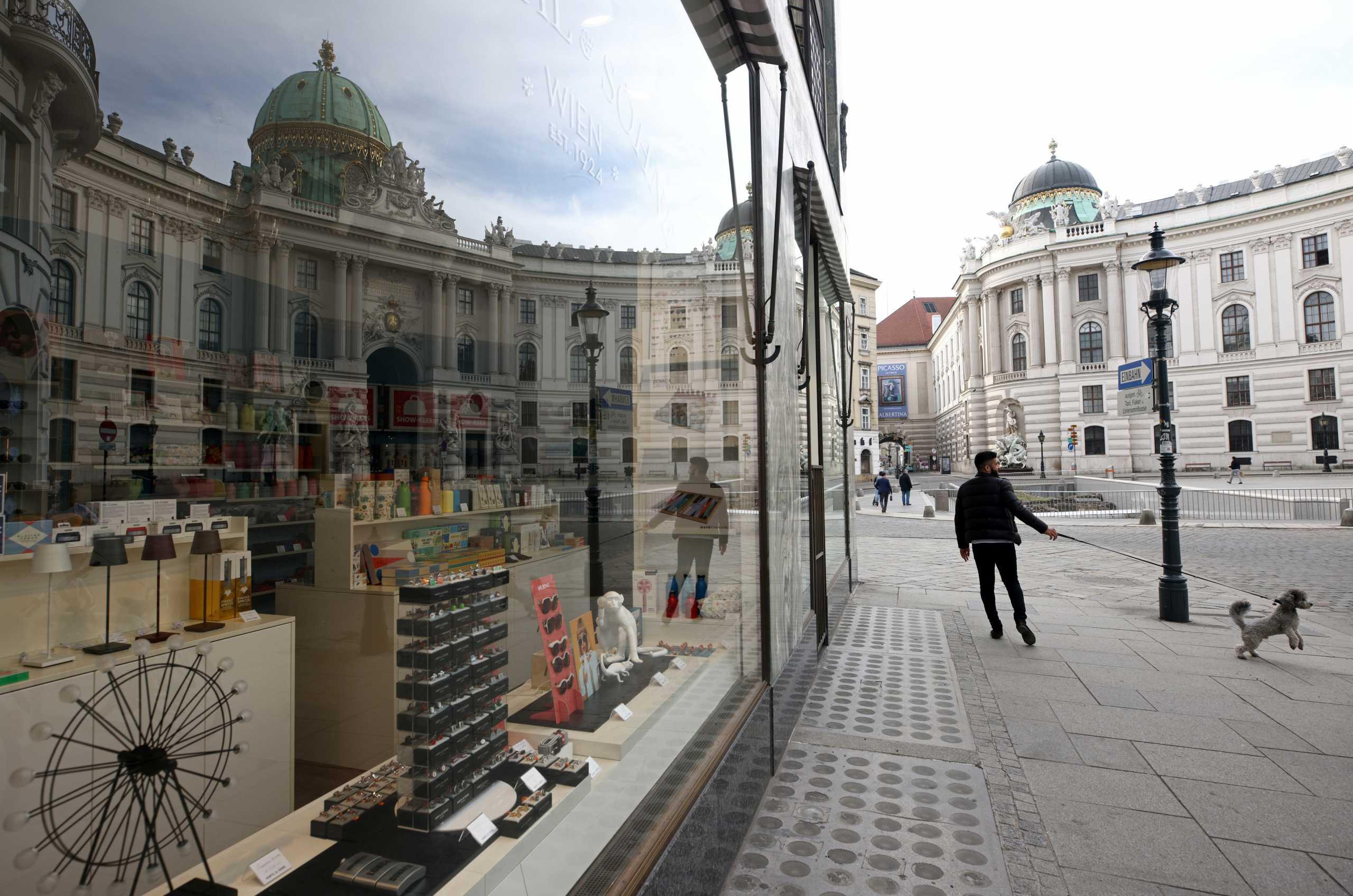Ζητούν γενικό lockdown για όλη την Αυστρία και αγορά εμβολίων