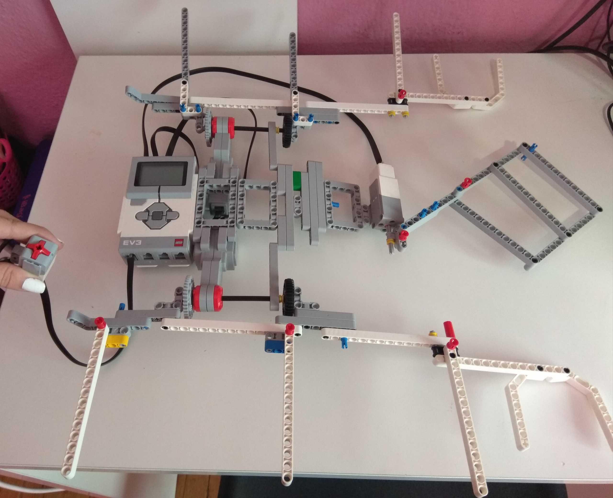 Ημαθία: Αυτό είναι το ρομπότ που έφτιαξαν μαθήτριες για να βοηθήσουν τις μητέρες τους (pics)