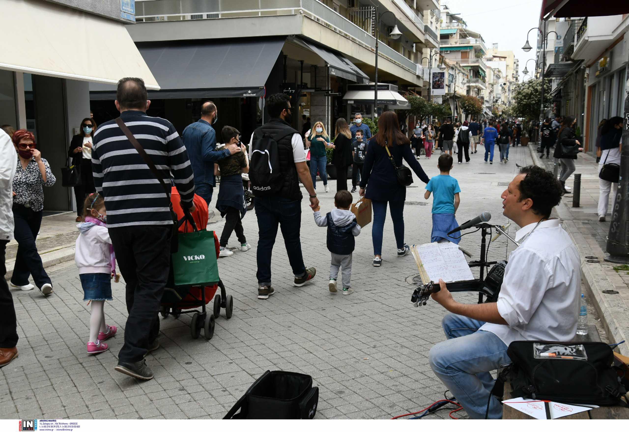 Κορονοϊός: Πέφτει σταθερά ο δείκτης θετικότητας