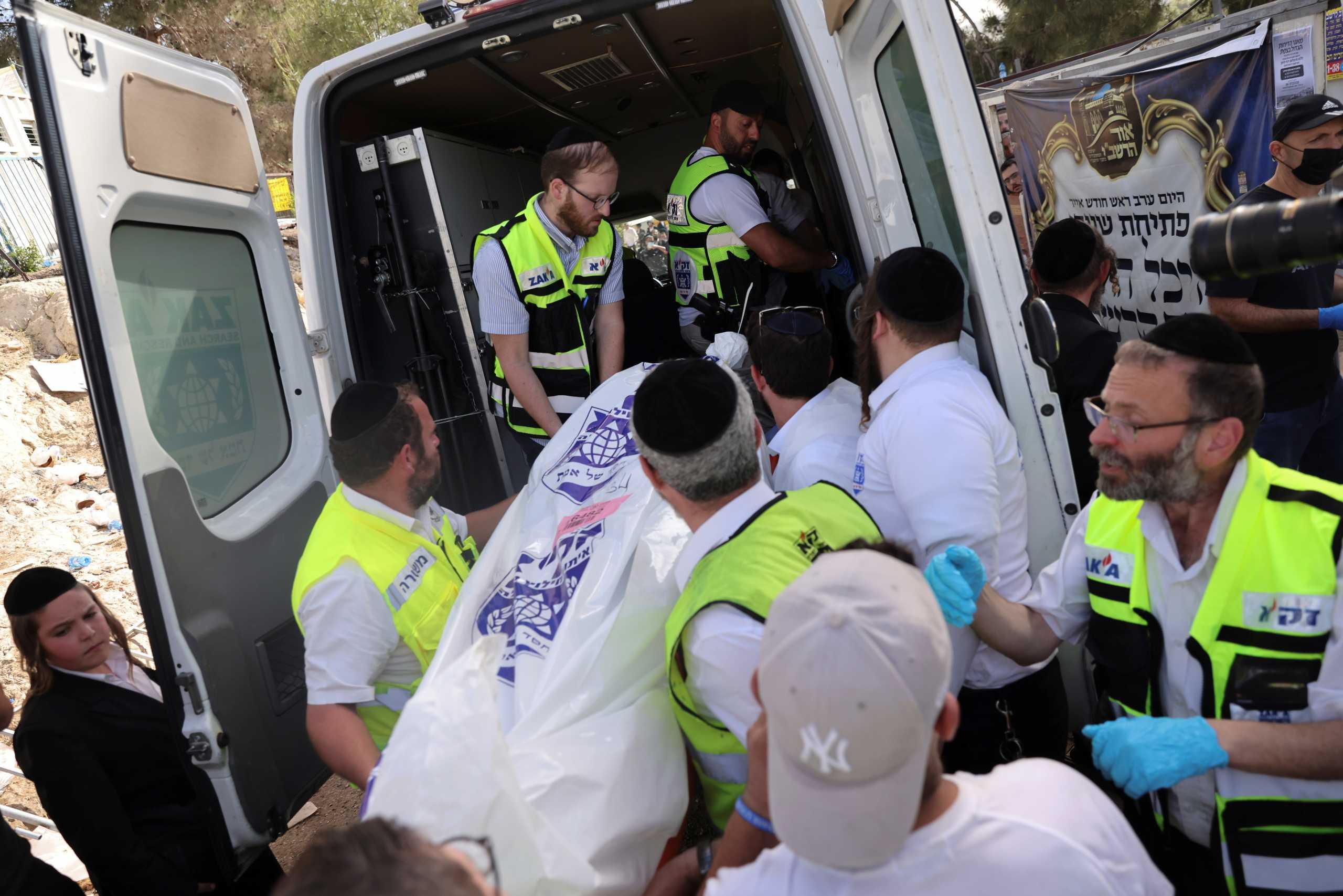 Συλλυπητήρια ΥΠΕΞ για την τραγωδία στο Όρος Μερόν στο Ισραήλ