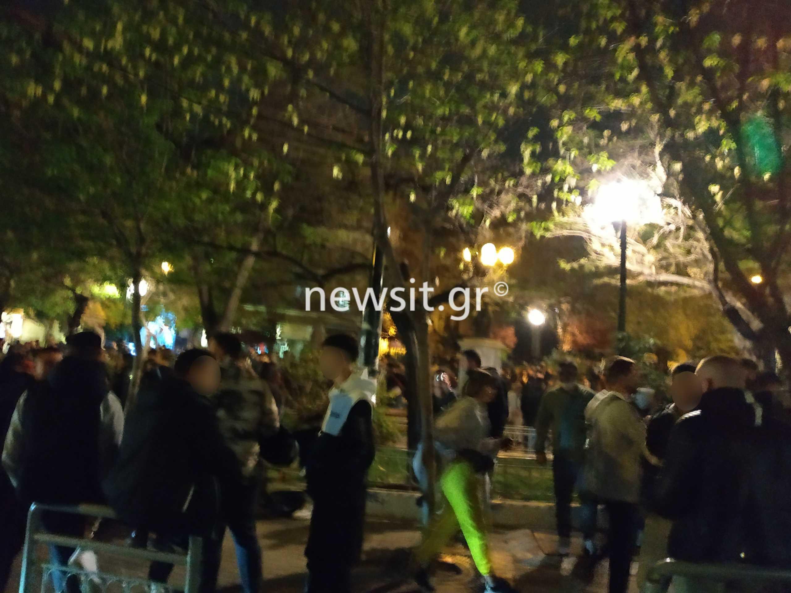 Αμετανόητοι: Πάλι έστησαν κορονοπάρτι στην Κυψέλη (video)