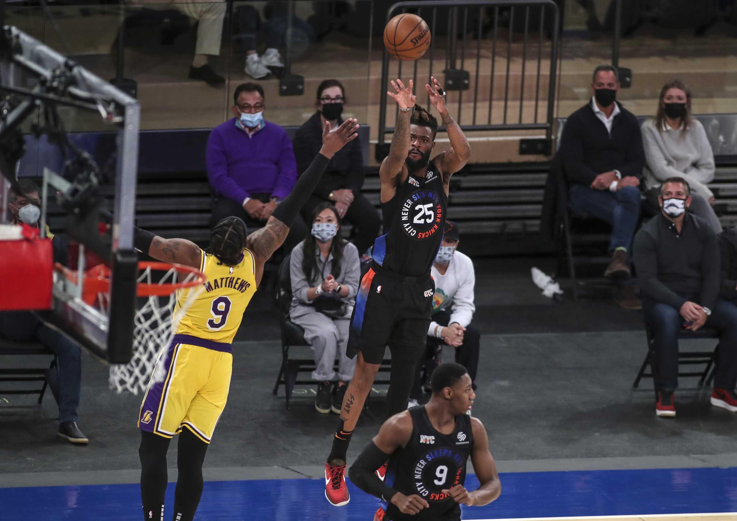 NBA: Ασταμάτητοι οι Σίξερς – Χωρίς Λεμπρόν και Ντέιβις παραπαίουν οι Λέικερς (video)