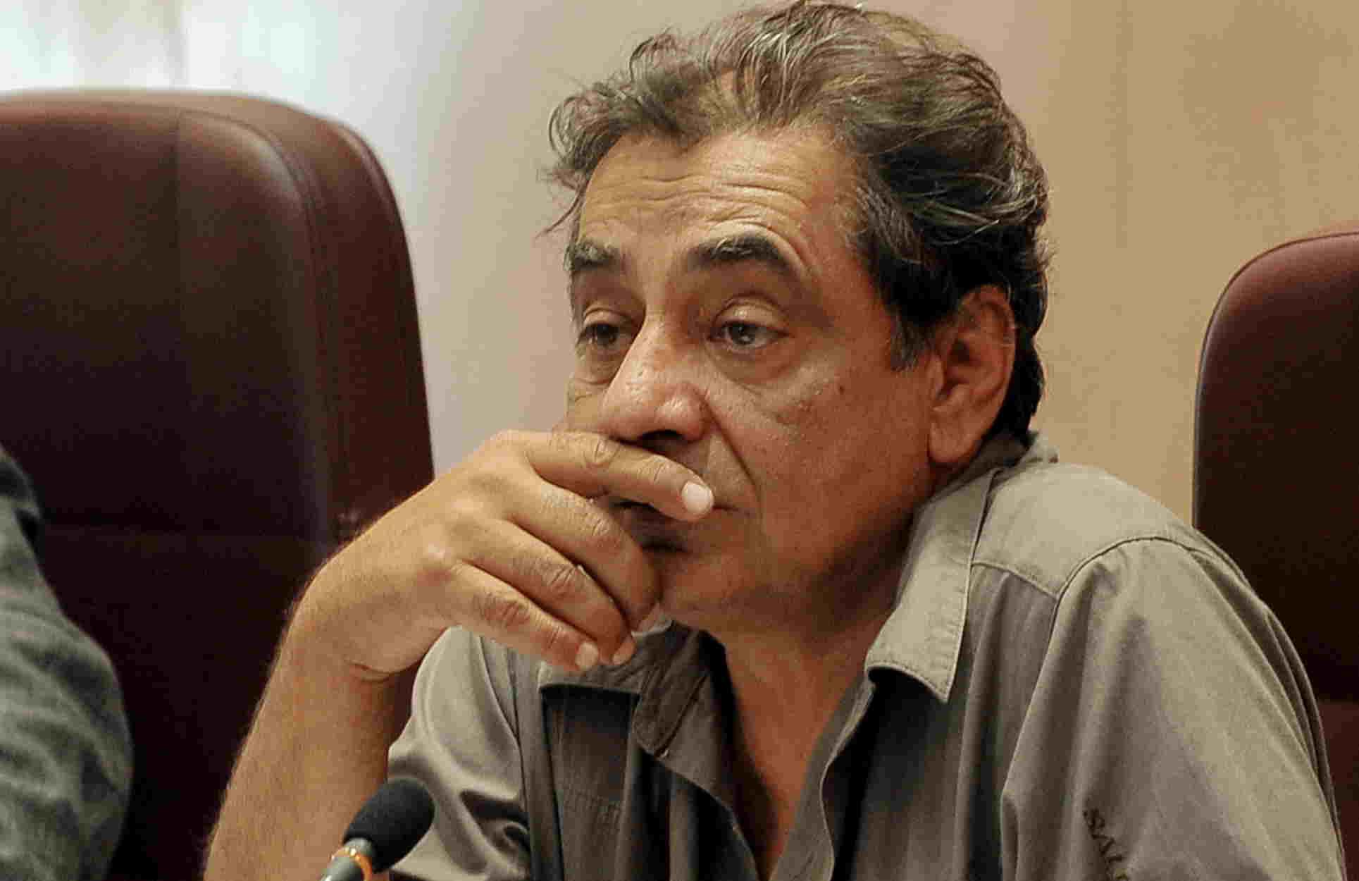 Αντώνης Καφετζόπουλος: «Κατηγορούν τον Γεράσιμο Σκιαδαρέση πως δεν μίλησε σε δουλειά με αθλιότητες»