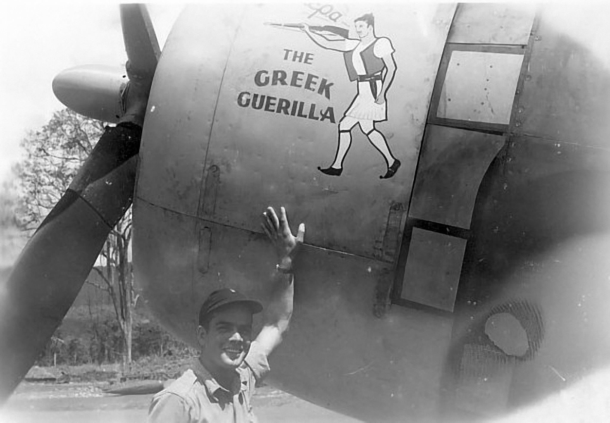 Έλληνες πιλότοι – «άσοι» σε ξένα μαχητικά: Οι τέσσερις θρυλικές ιστορίες ηρώων [pics]