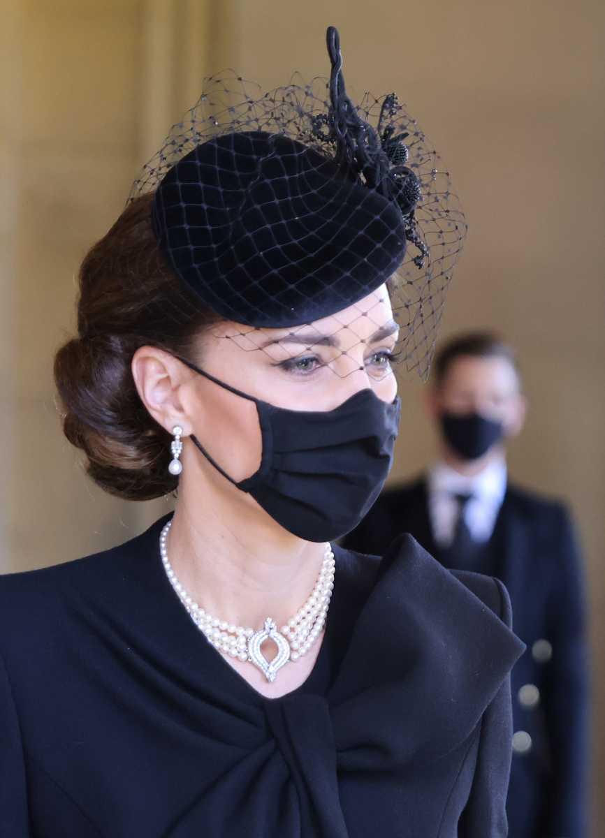 Kate Middleton funeral4