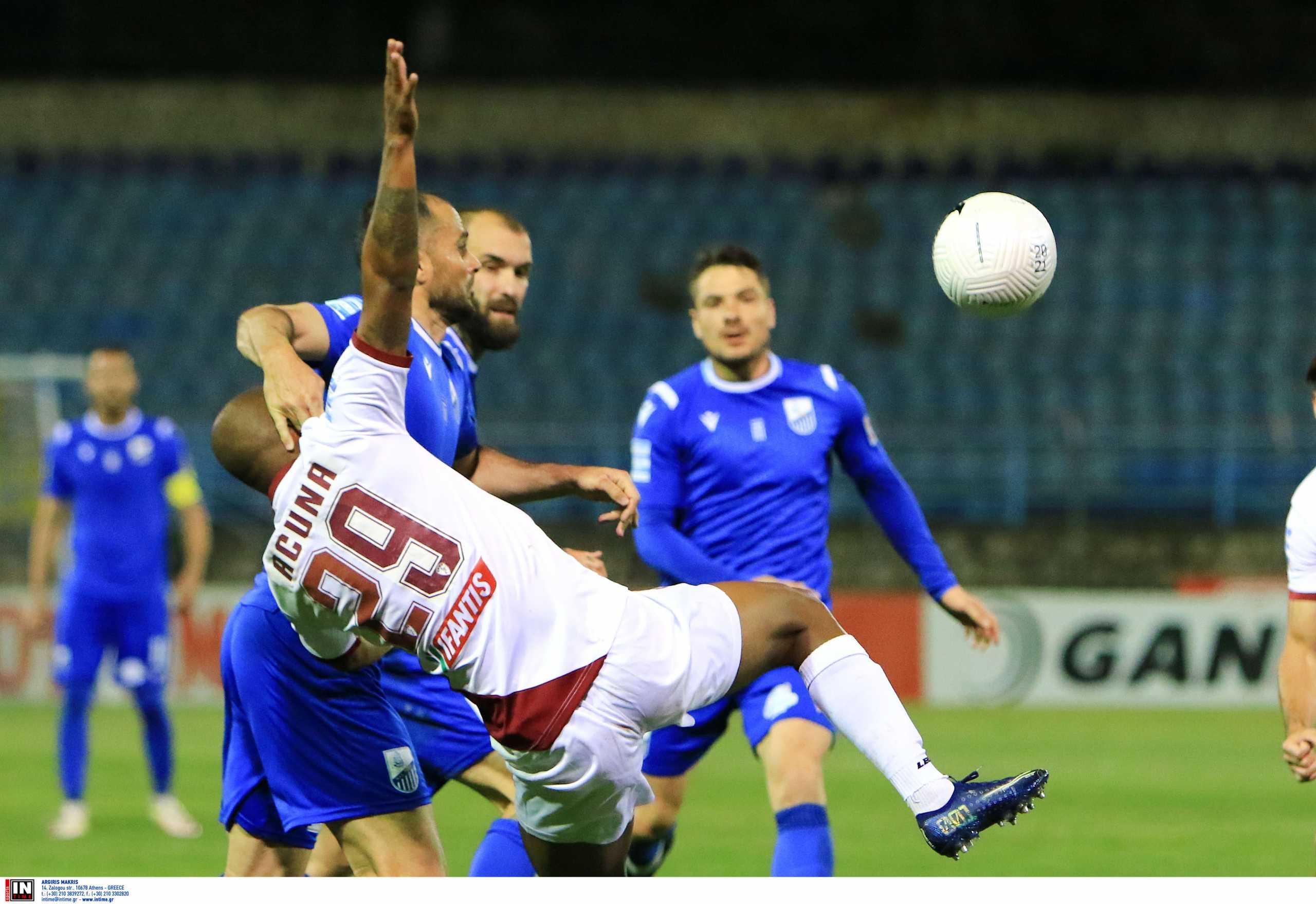 Βαθμολογία πλέι άουτ Superleague: Ισόβαθμοι στην τελευταία θέση ΑΕΛ και Παναιτωλικός