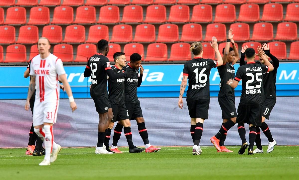 Bundesliga: Περίπατος και κορυφή για Λεβερκούζεν, «γκέλα» για Άιντραχτ, άτυχος ο Μαυροπάνος