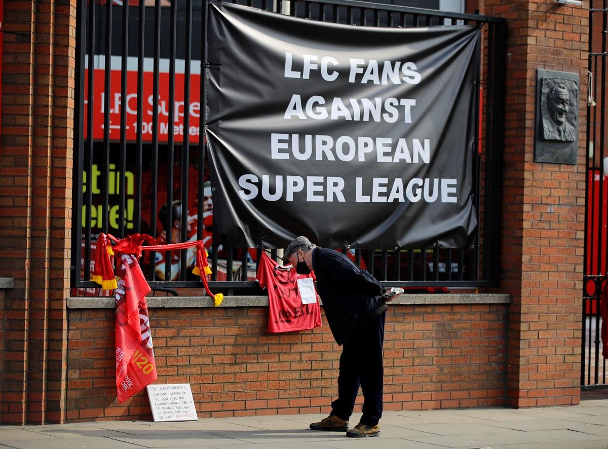 Λίβερπουλ: «Δεν το θέλουμε» δηλώνουν οι παίκτες για το ESL