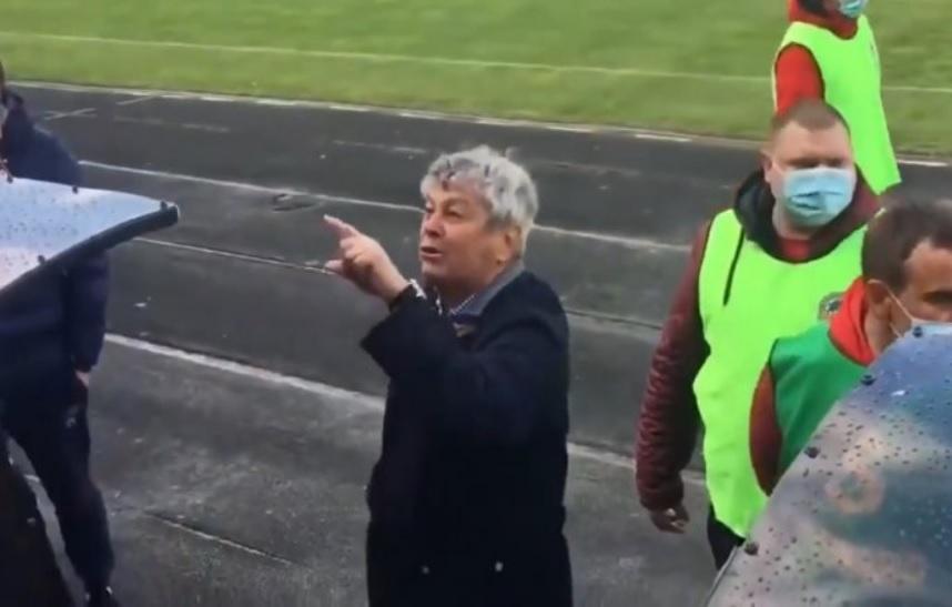 «Σήκω και φύγε» φώναξαν στον Λουτσέσκου οι οπαδοί της Ντιναμό