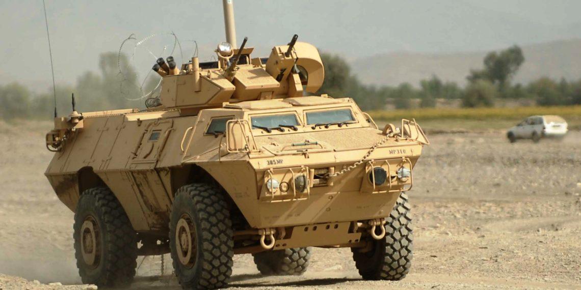 Ο ΥΕΘΑ για την προμήθεια Μεταχειρισμένων Τεθωρακισμένων Οχημάτων Αναγνώρισης Μ1117