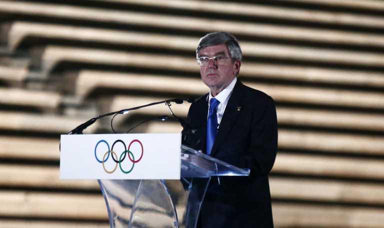 ΔΟΕ: Πρόταση από Μπαχ για μετατροπή του Ολυμπιακού συνθήματος
