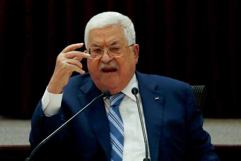Μαχμούντ Αμπάς: Στη Γερμανία για ιατρικές εξετάσεις ο Παλαιστίνιος πρόεδρος – Θα συναντήσει και τη Μέρκελ
