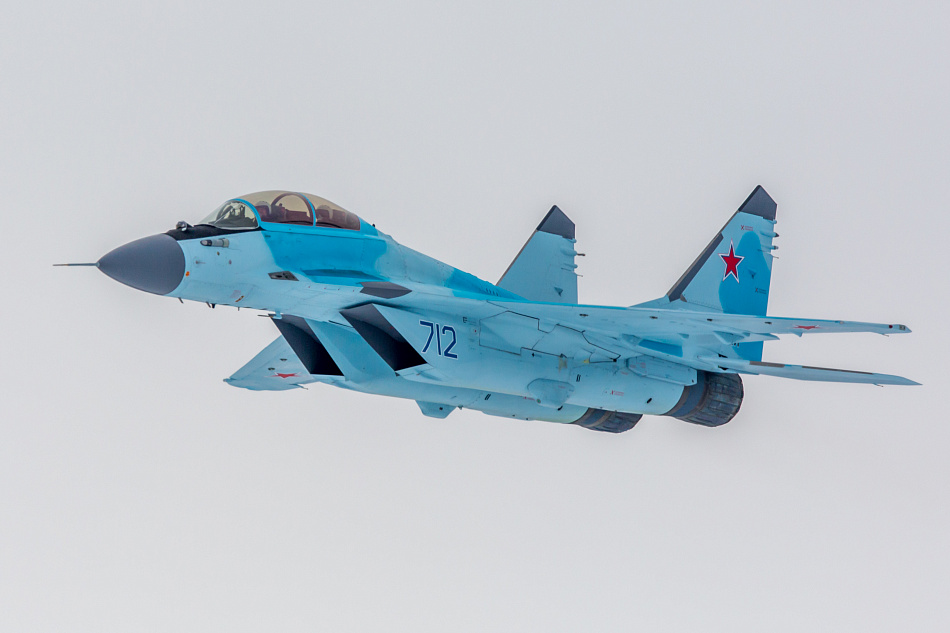 MiG-35: Το μαχητικό του Πούτιν θα διαθέτει τεχνητή νοημοσύνη και νέο σύστημα αναγνώρισης στόχου