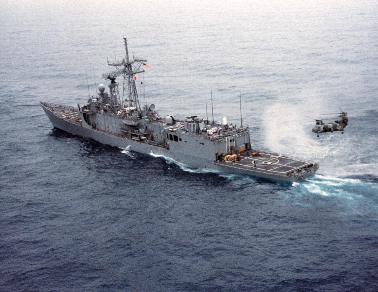 Η τεράστια και «άγνωστη» ναυμαχία μετά τον Β' Παγκόσμιο Πόλεμο (pics,vid)