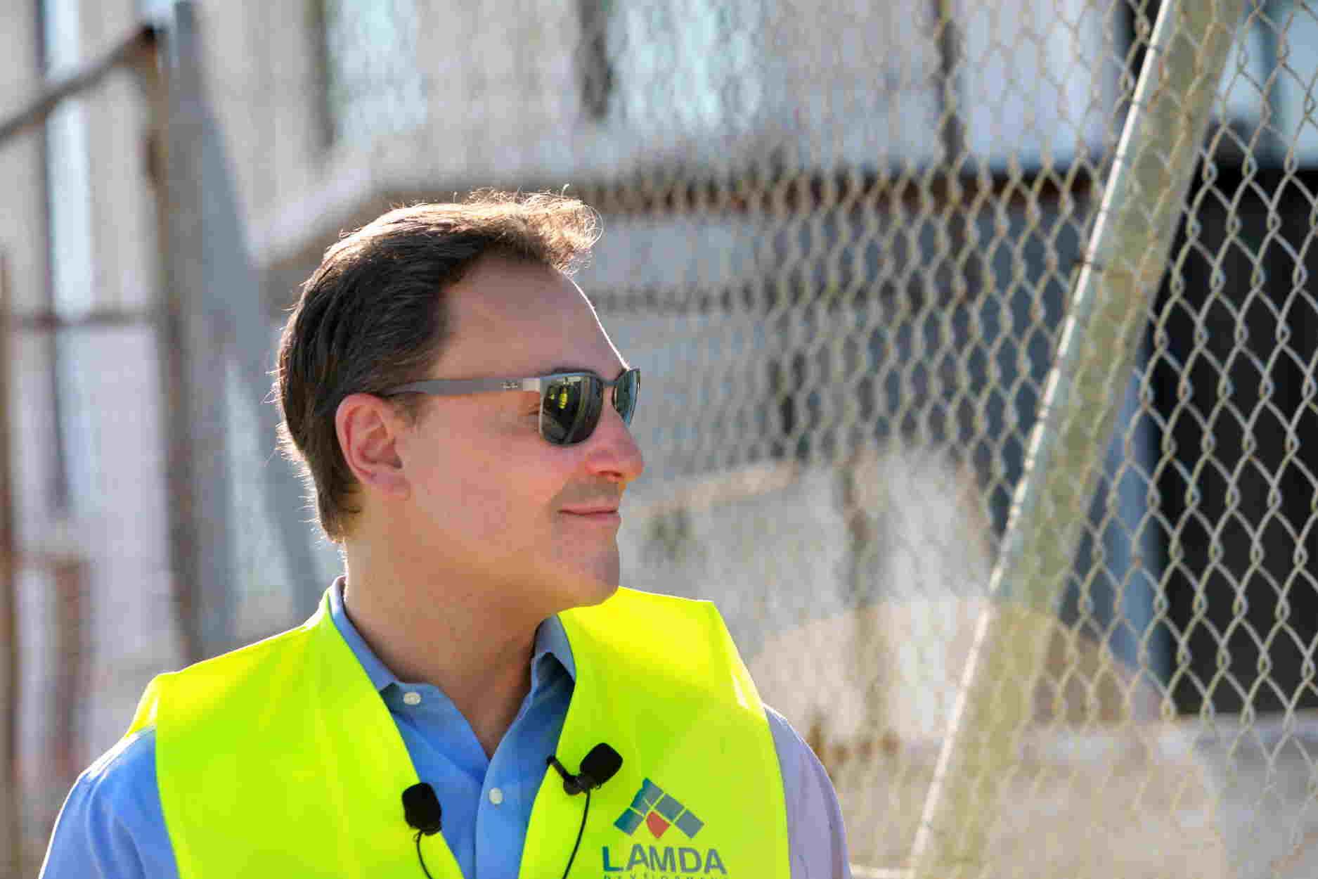 Η Lamda Development δίνει νέα πνοή στο Ολυμπιακό Κέντρο Υγρού Στίβου