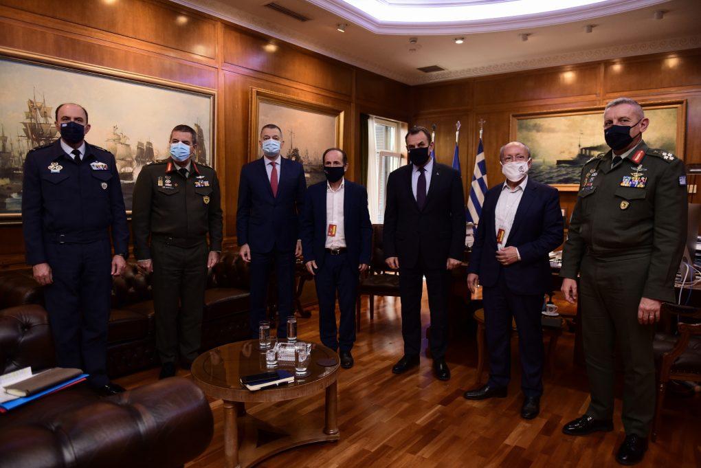 Παρέμβαση Υπουργού Εθνικής Άμυνας για τη φιλοξενία πληγέντων από την πυρκαγιά στο Μάτι Αττικής