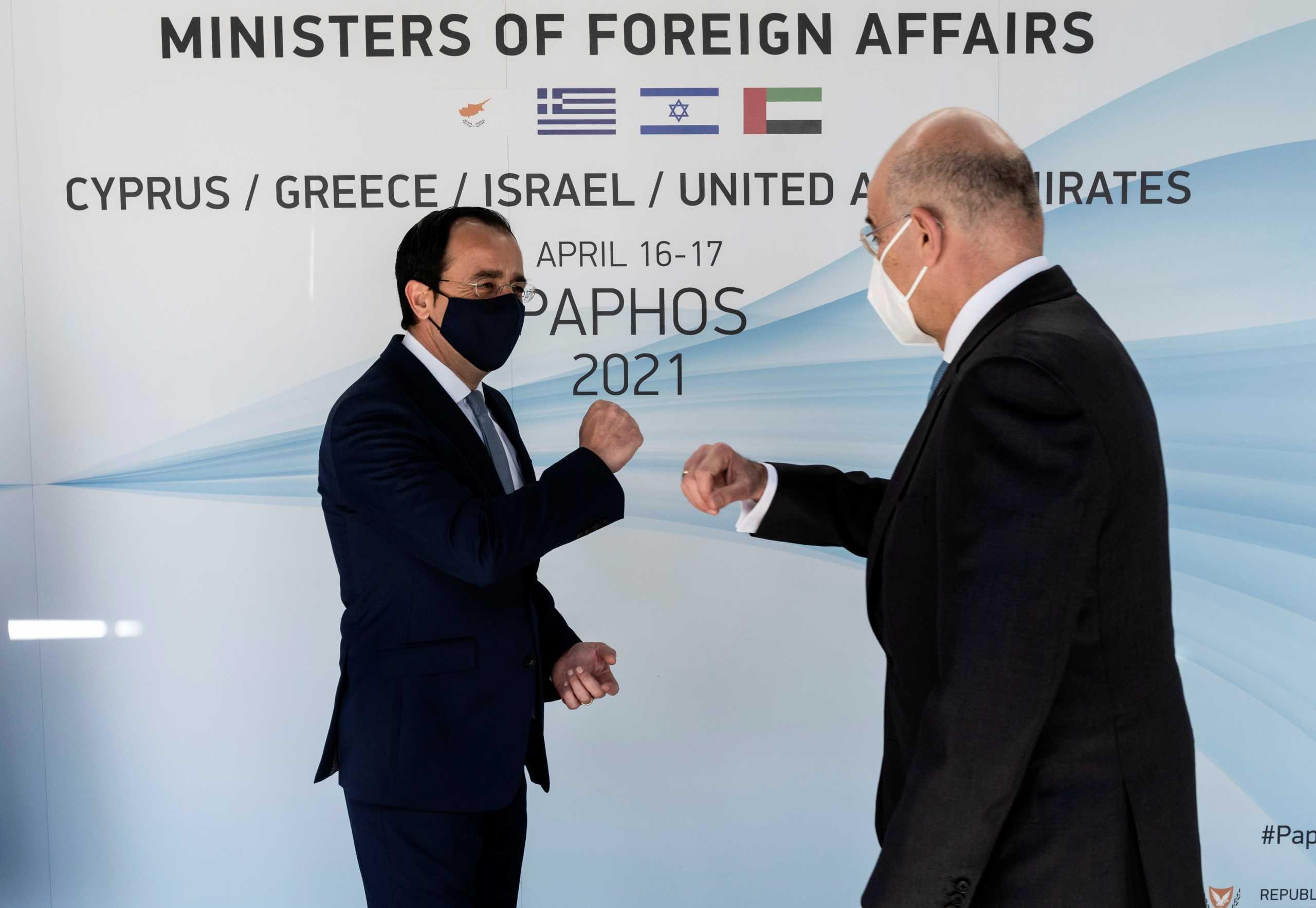 Χριστοδουλίδης: «Μήνυμα» σε Άγκυρα μέσω Βρυξελλών για τους στόχους της Λευκωσίας στο Κυπριακό