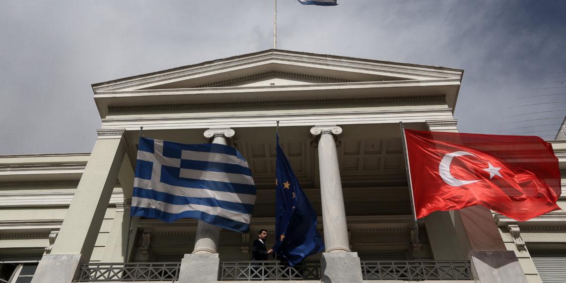 ΥΠΕΞ: Βασική επιδίωξη της Ελλάδας η αποκλιμάκωση και η ειρηνική συνύπαρξη με τους γείτονες μας