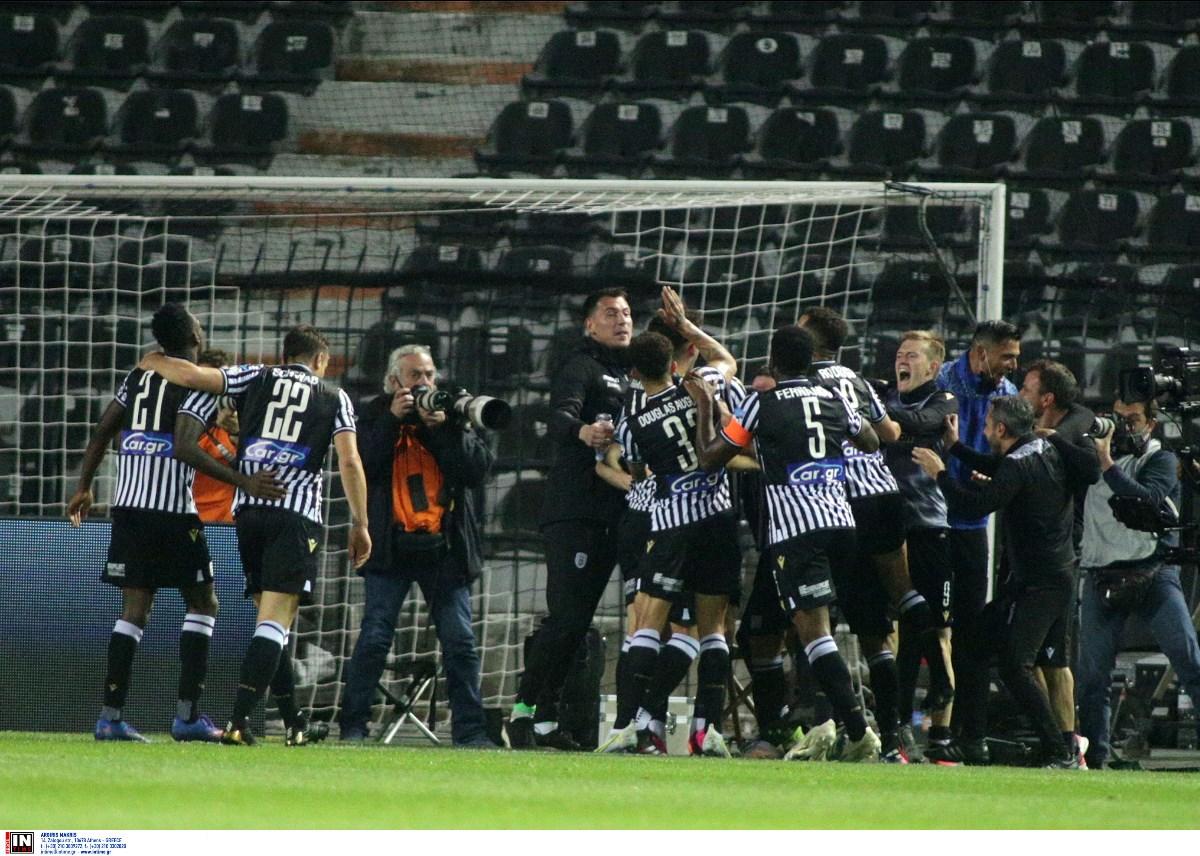 ΠΑΟΚ – ΑΕΚ: Ανατροπή και πρόκριση για τους Θεσσαλονικείς στον τελικό του Κυπέλλου