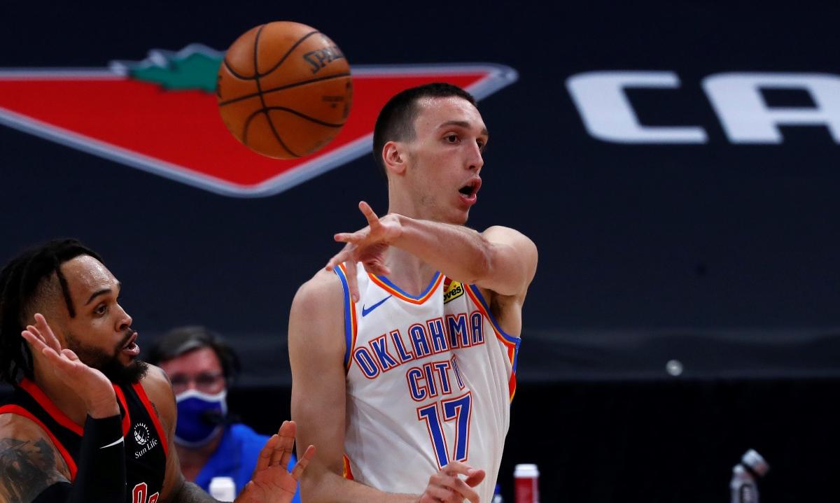NBA: Ξεχώρισε ο Ποκουσέφσκι στην φιλική ήττα των Θάντερ από τους Χόρνετς