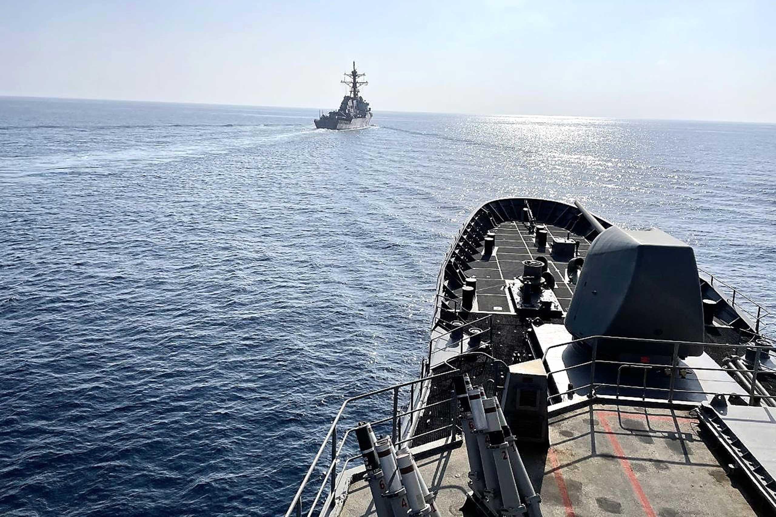 Τουρκική πρόκληση μέσα στην ελληνοαιγυπτιακή ΑΟΖ – Προσπάθησαν να διώξουν γαλλικό πλοίο