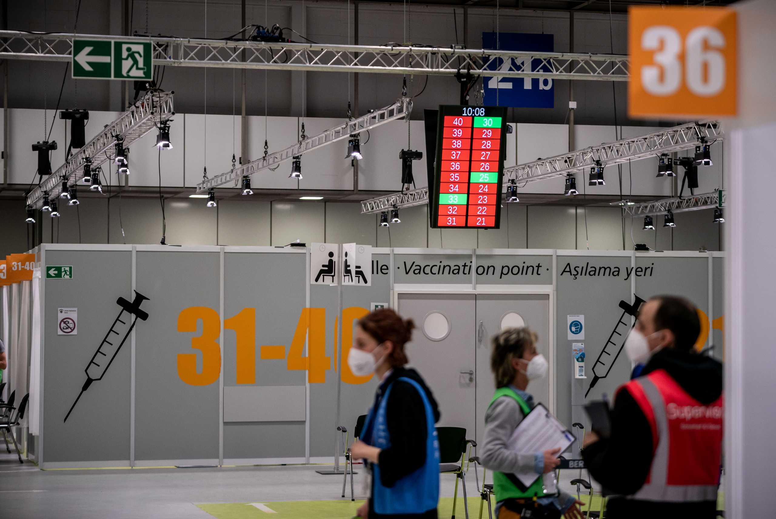 Γερμανία: 200.000 επιπλέον θάνατοι αν δεν επιβληθεί lockdown