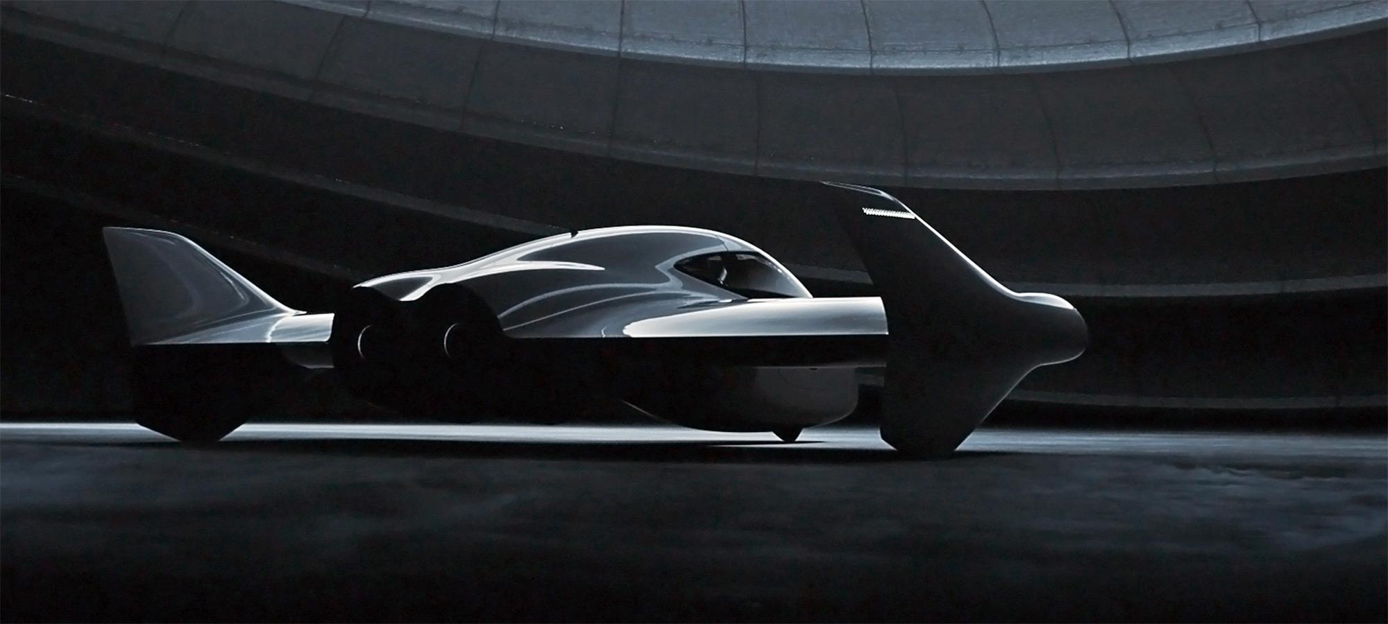 Το μέλλον των αυτοκινήτων είναι και… ιπτάμενο! (pics)