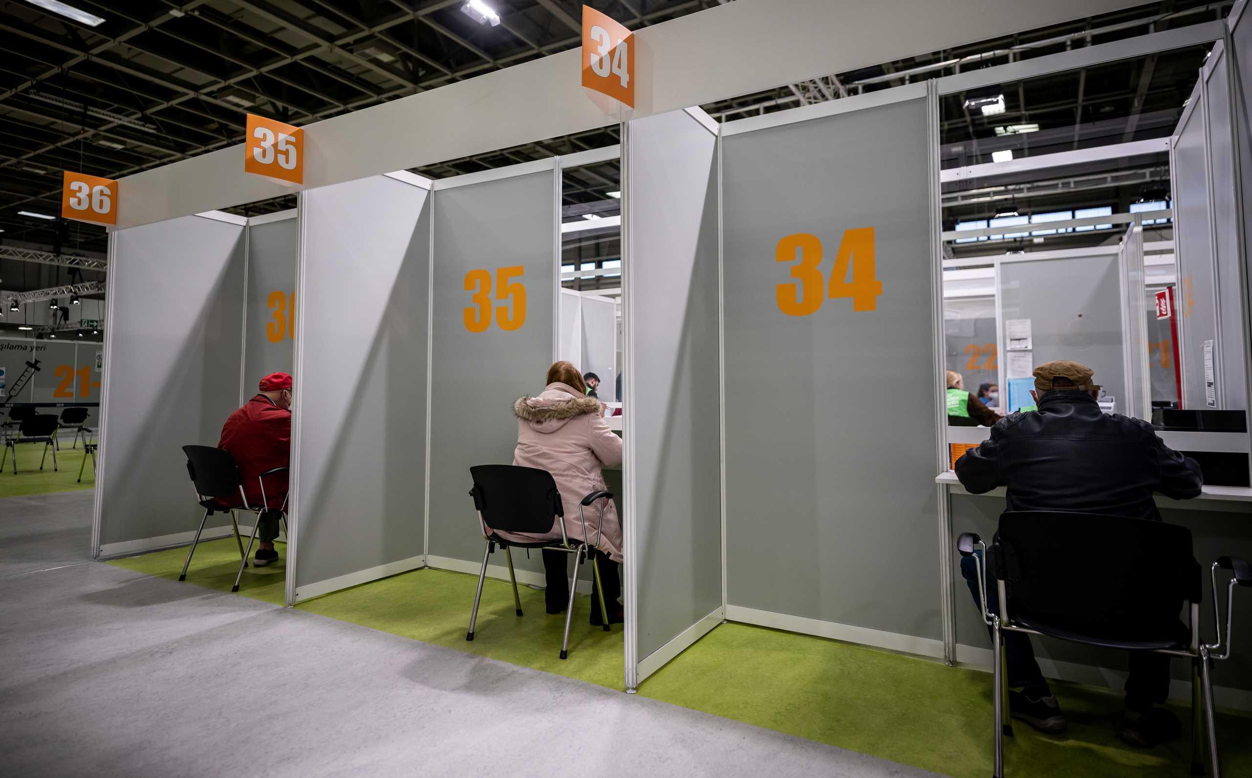 Γερμανία: Το 20% του πληθυσμού αναμένεται να έχει εμβολιαστεί μέχρι τον Μάιο