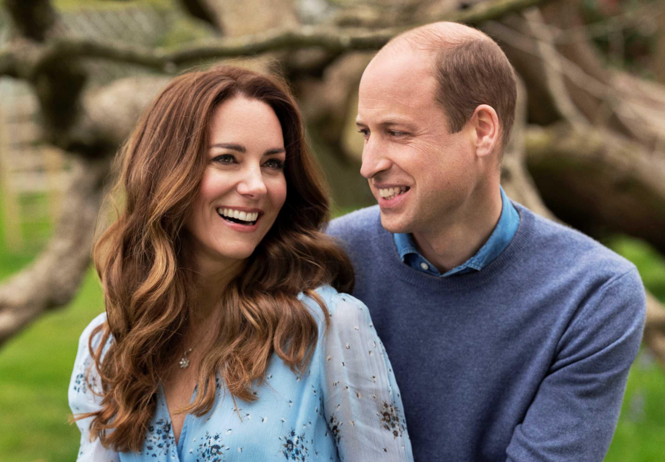 Το οικογενειακό βίντεο Ουίλιαμ και Κέιτ για τη 10η επέτειο του γάμου τους (video)