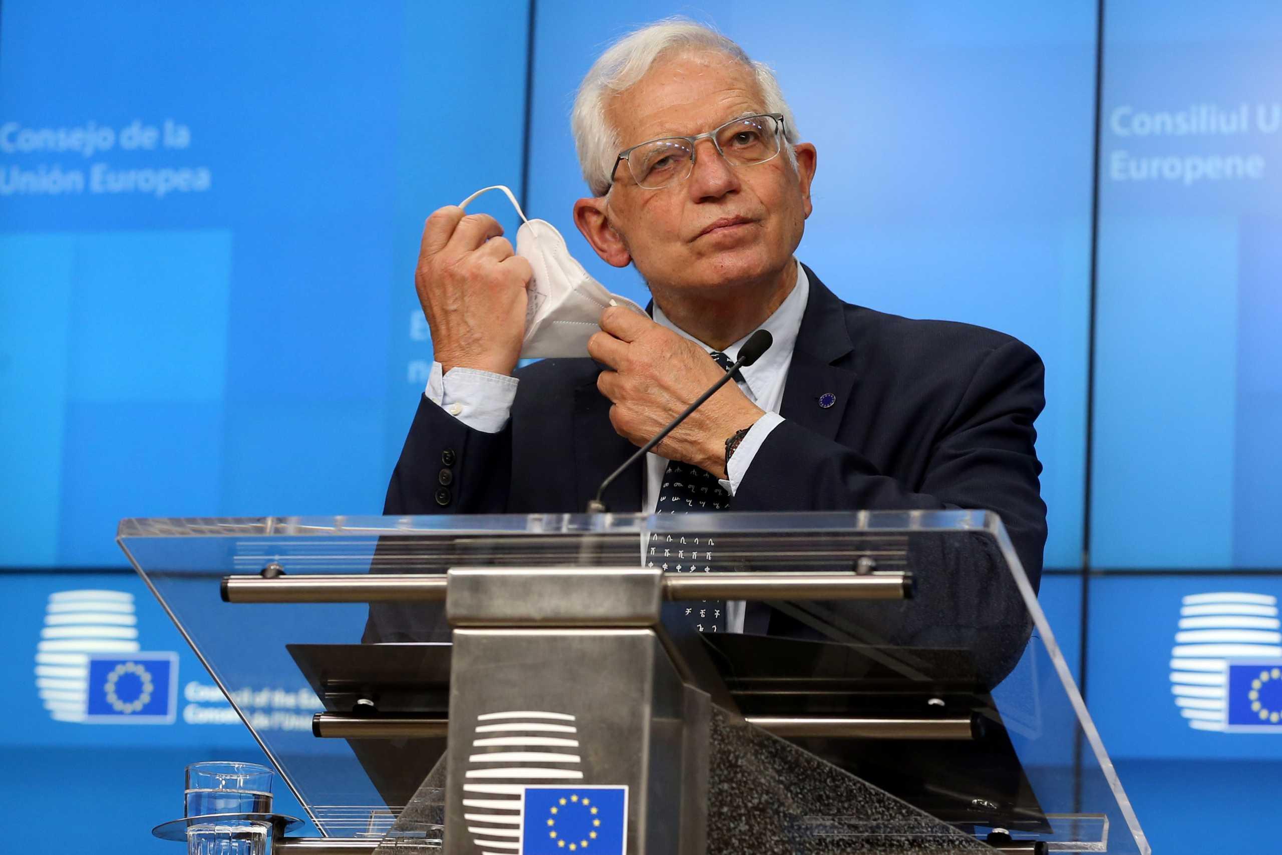 Μπορέλ: Η AUKUS «αφύπνισε» την Ε.Ε για στρατηγική αυτονομία και ικανότητα για δράση