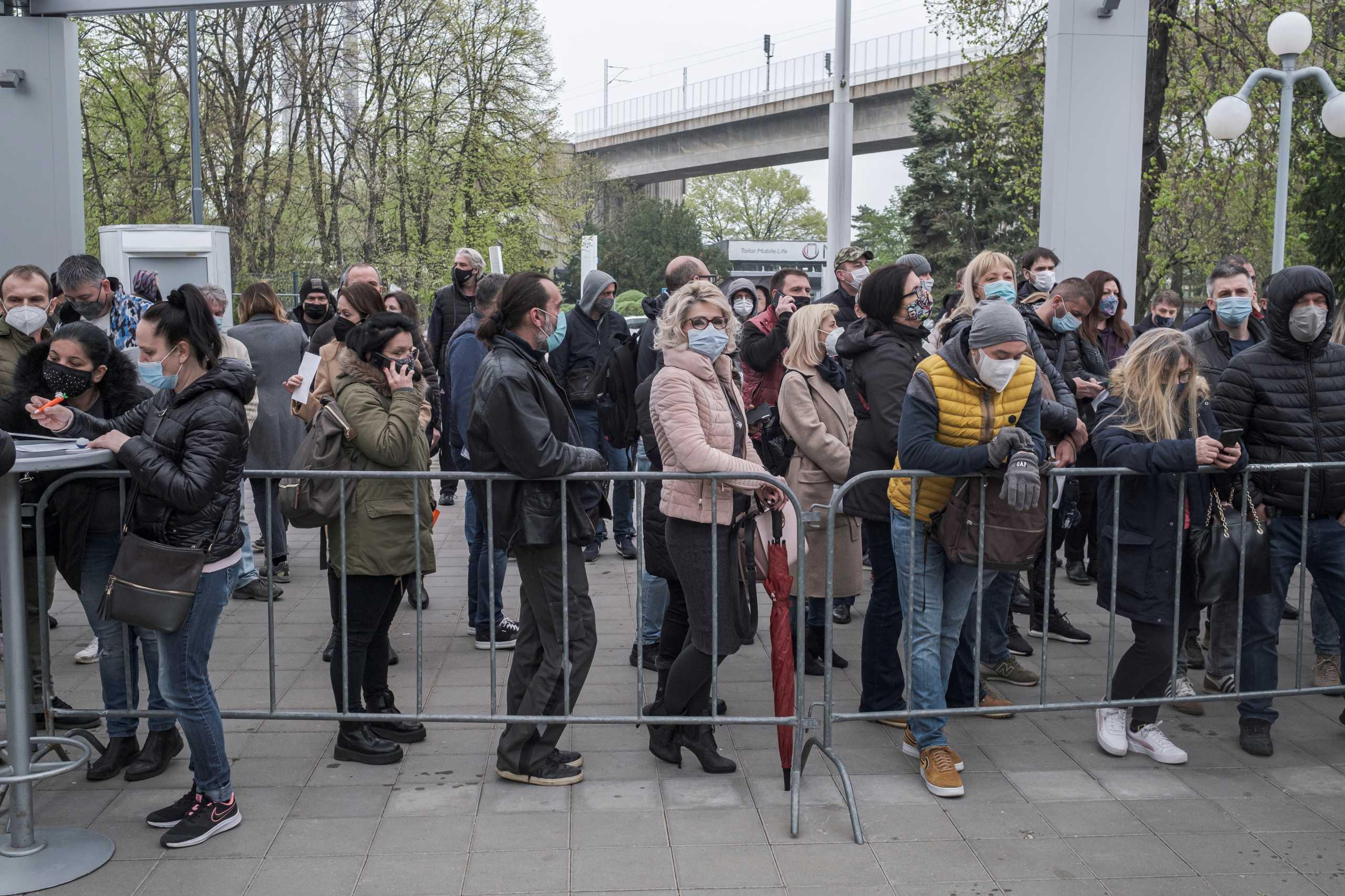 Σερβία: Στις 19 Απριλίου ανοίγουν τα σύνορα της Ελλάδας για τους Σέρβους