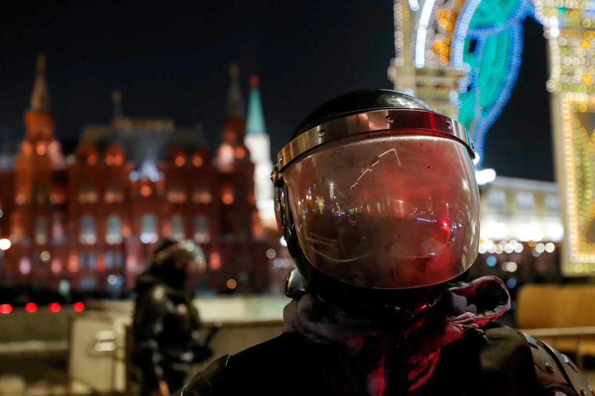 Ρωσία: «Προληπτικές» συλλήψεις συνεργατών του Ναβάλνι, μια ημέρα πριν τις διαδηλώσεις υπέρ του πολέμιου του Πούτιν